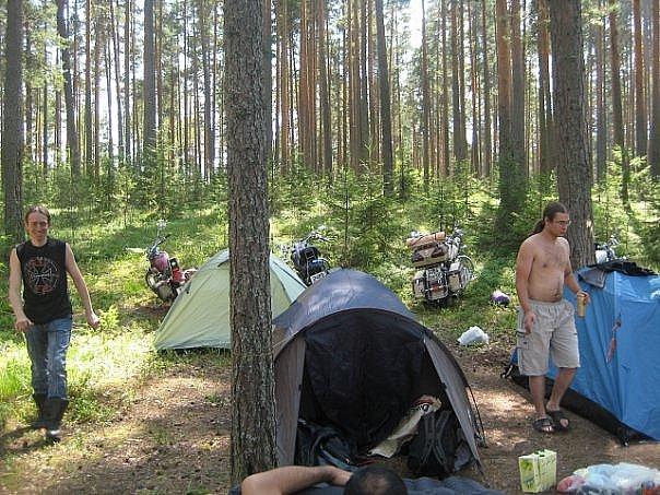 лето 2010